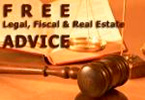 Free Legal, fiscal and real estare advice