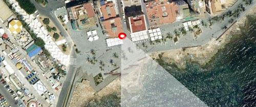 webcam Torrevieja location
